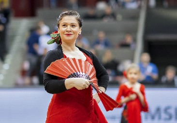 silvia Cabanillas Flamenco