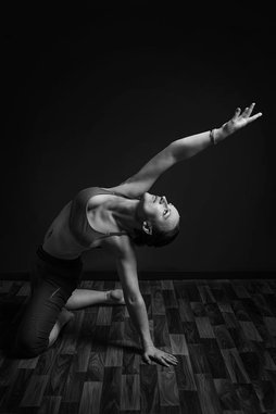 Valeriya Mayer - Yogalehrerin in Ludwisgburg