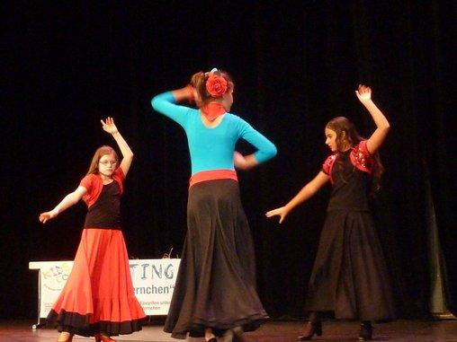 Kinderkurse Flamenco Ludwisgburg