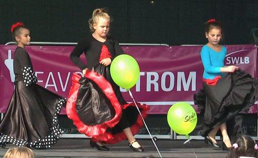Auftritt flamenco kinderkurse in Lduwigsburg