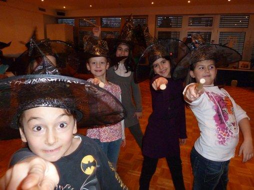 Kindergeburtstag in Ludwisgburg mit Lera Konrad