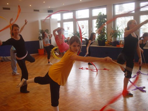 Tanzkindergeburgtstag in Ludwigsburg | TanzImPuls Valeriya Mayer Ludwigsburg und Raum Kornwestheim