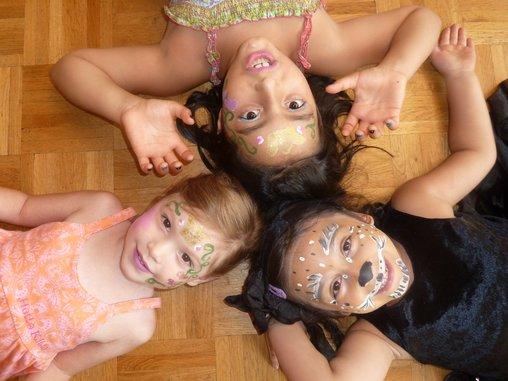 Motto-Kindergeburtstag in Ludwigsburg | TanzImPuls Valeriya Mayer Ludwigsburg und Raum Kornwestheim