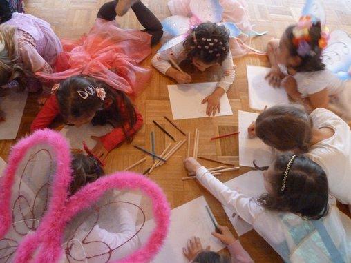 Geburgtstag für Kinder in Ludwigsburg | TanzImPuls Lera Konrad Ludwigsburg und Raum Kornwestheim