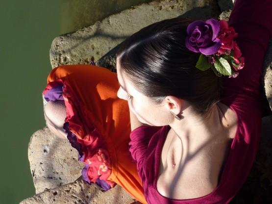 Flamenco Lehrerin