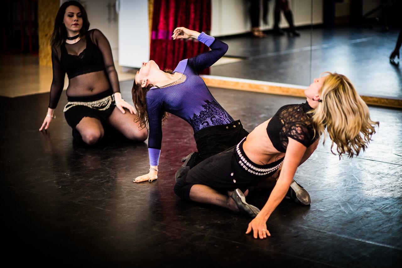 TanzImPuls Ludwigsburg: Tanz der Frauen
